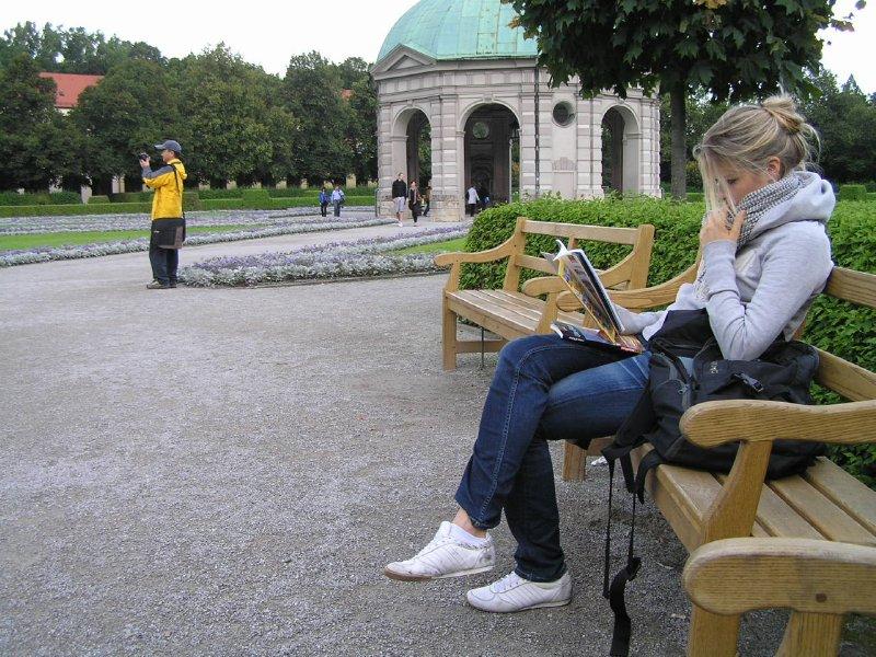 GERMANY_Munich - Hofgarten