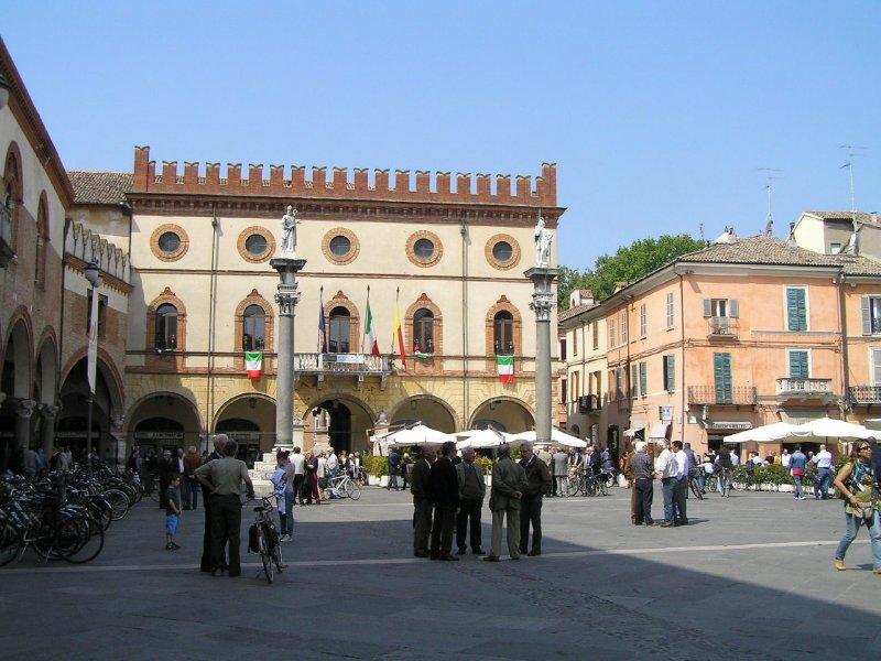 ITALY_Ravenna - Piazza Del Popolo