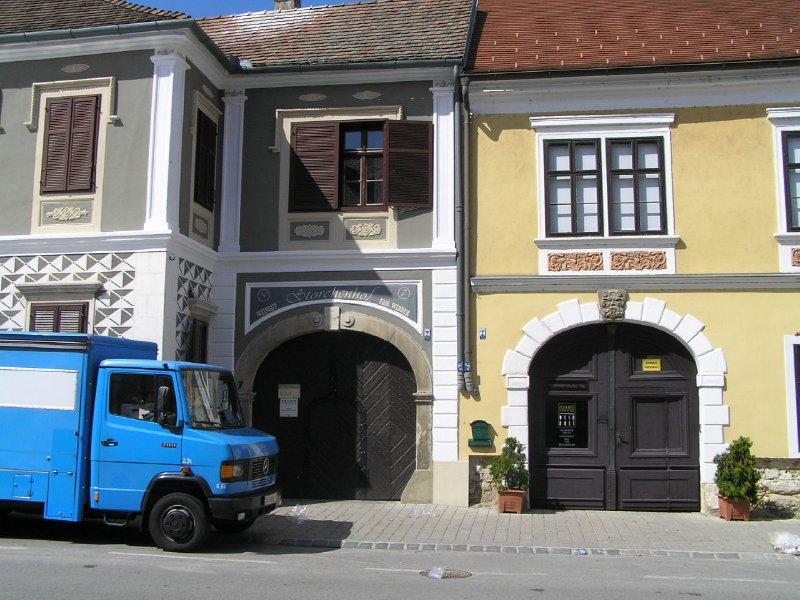 AUSTRIA_Rust - side street