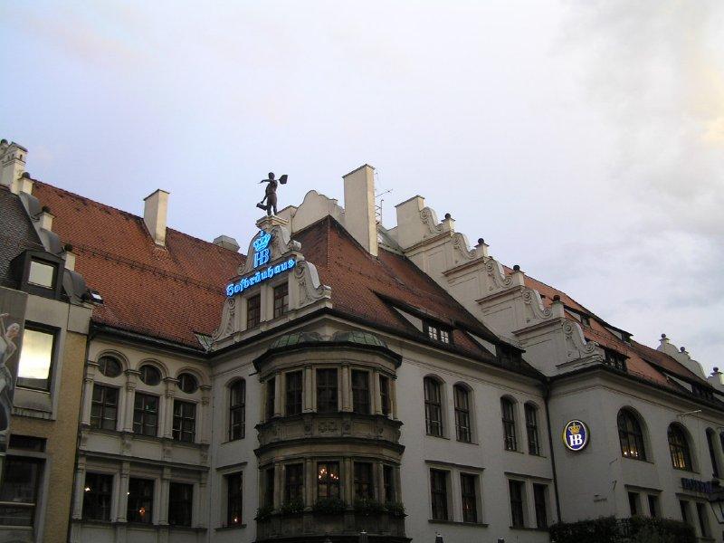 GERMANY_Munich - Hofbräuhaus