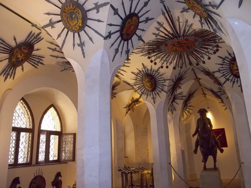 AU_arms in Laxenburg Palace