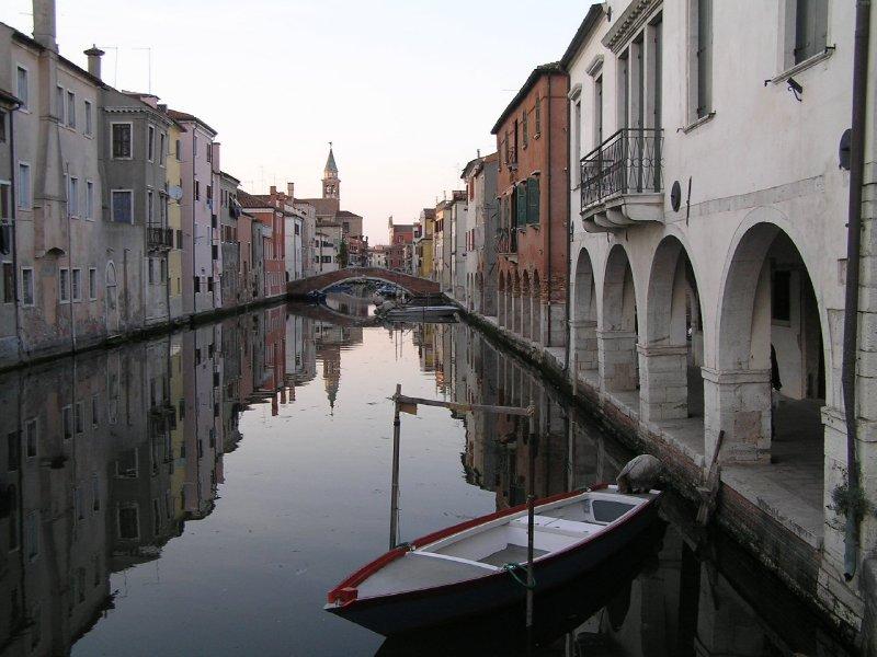ITALY_Chioggia canal