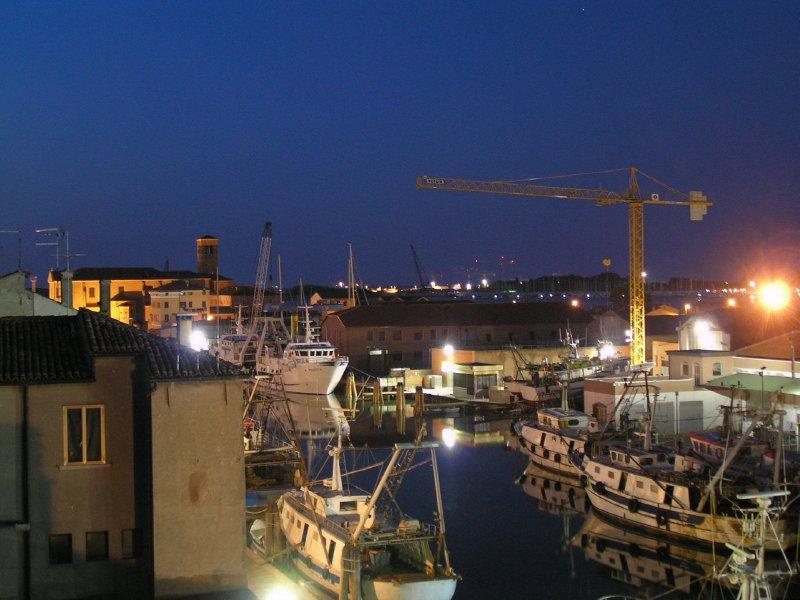 ITALY_Chioggia - night