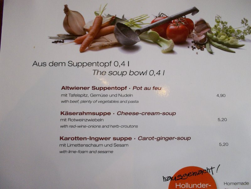 AU_unexpected DIVINE (!) soup in mountains