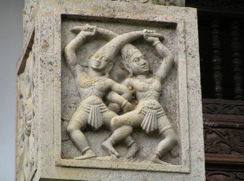 Sri Lanka_dancing couple