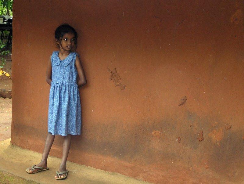 Sri Lanka_girl from the mud house