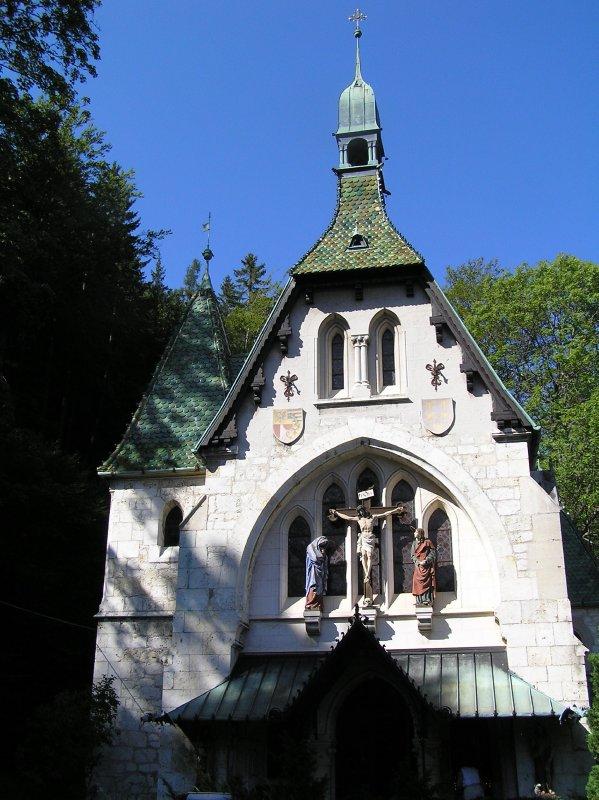 AU_Semmering church