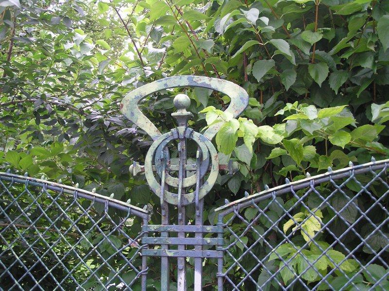 AU_Vienna, Turkensatzpark - the fence