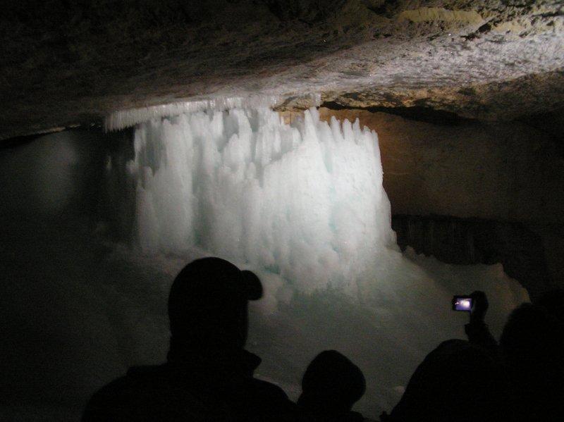 AU_Giant Ice Cave in Obertraun (Dachstein)