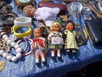 AU_the flea market in Vienna (dolls)