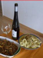 truffle tortellini
