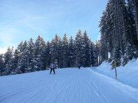 AU_Bad Gastein skiing