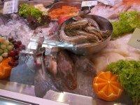 NL_seafood in Texel (Oudeschild)