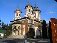 ROMANIA - Sinaia Monastery