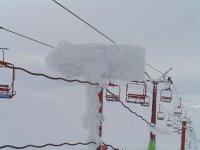 ROMANIA (Sinaia) - ski lift