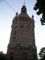 VIENNA_Wasser Turm in Favoriten