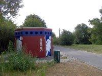 AU_Wien_public WC in Donau Insel