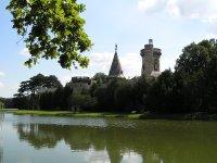 AU_Laxenburg Castle across the river