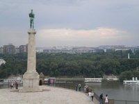 The Victor Monument, Belgrade, Serbia