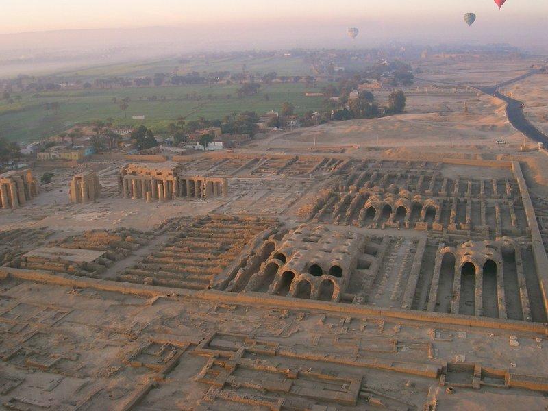 Luxor- west bank