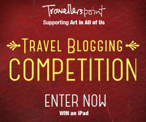 Travellerspoint Travel Blogging Competition