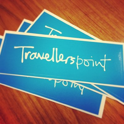 Travellerspoint stickers!