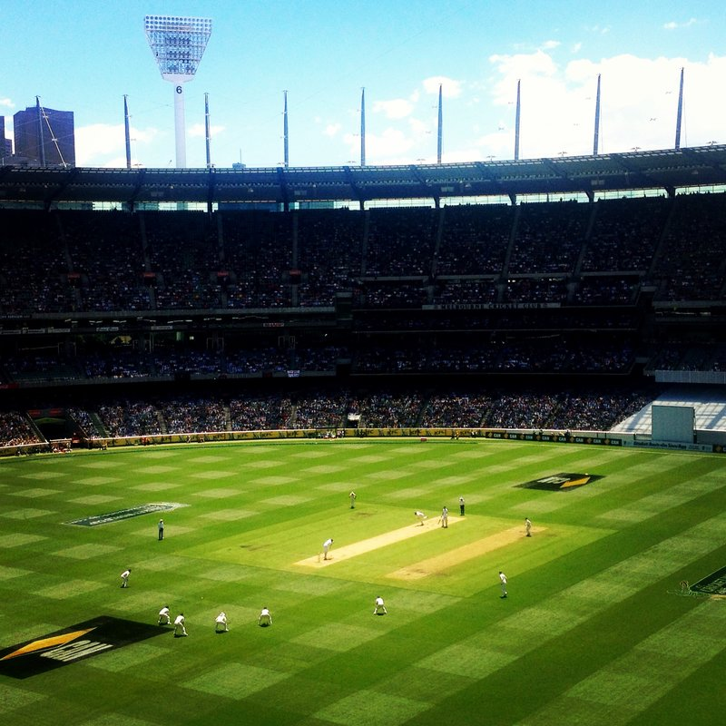 Boxing Day at the MCG