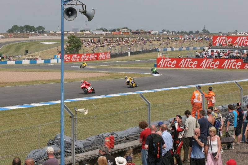 Donnington GP