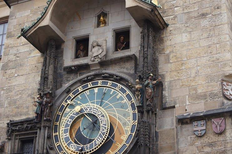 The Astronomical Clock3
