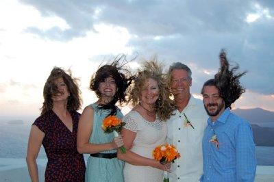 My Big Hairy Greek Wedding