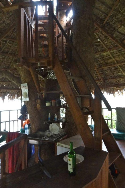 Tree House 7 Kitchen