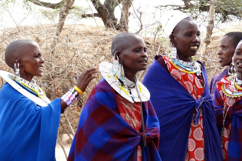 Masai Royalty