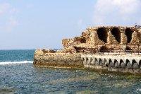 Akko along the Med