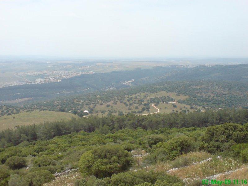 Israel Coastal Plain