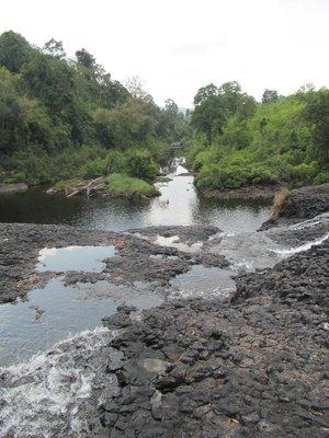 O'Malu Waterfall