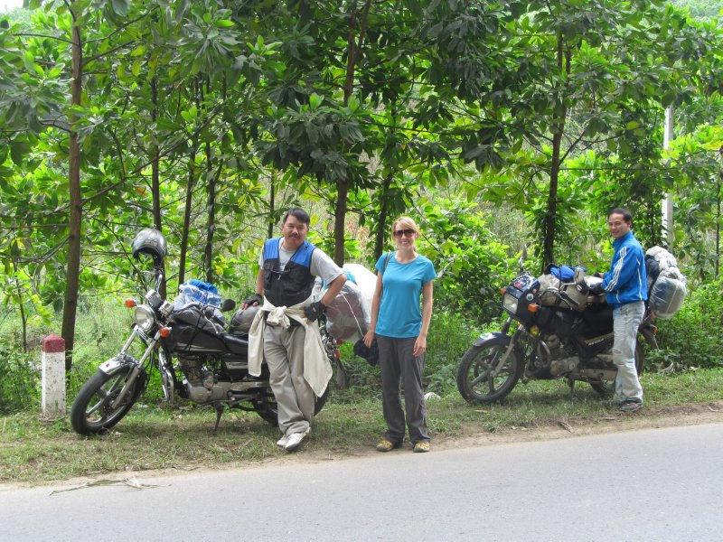 Nghiap, Sam and Lan