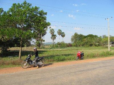 Countryside outside of Kampot 3