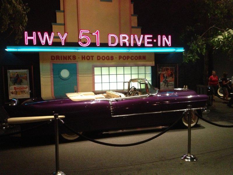 HWY 51 drive in
