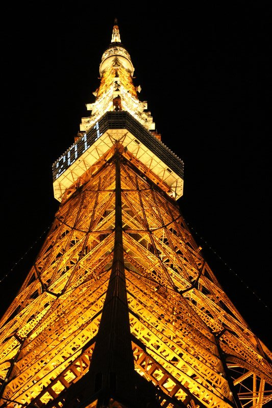2011 Tokyo Tower