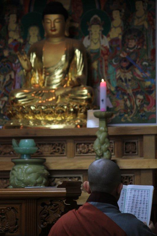 Golgulsa Monks 2