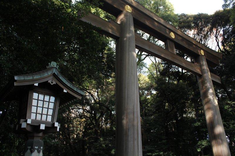 Yeyogi Park Gate