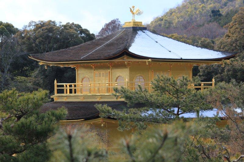 Gold pavilion 1