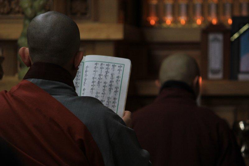 Golgulsa Monks 3