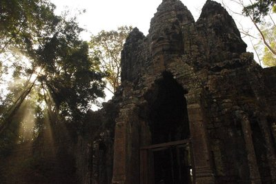 Angkor Thom- North Gate