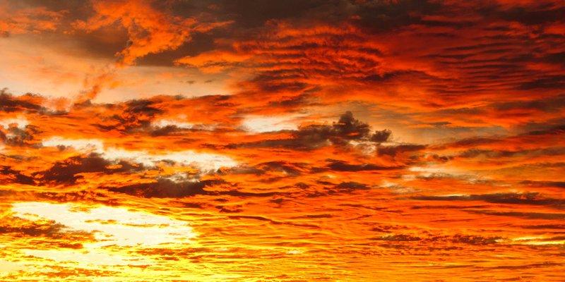 Uluru Sunset (3) - Clouds