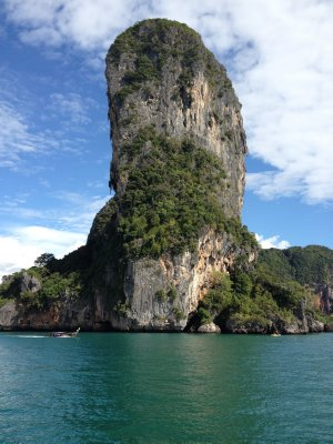 Taken near Railay Beach