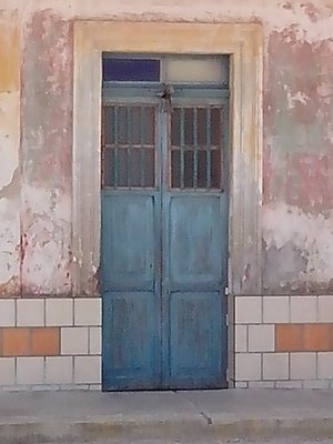 Chicxulub door..such colours