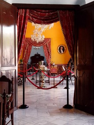 Room at the Campeche museum