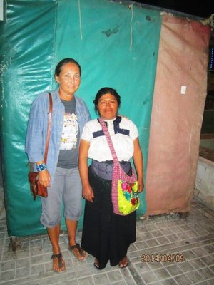 Alexis and Maria from Chiapas