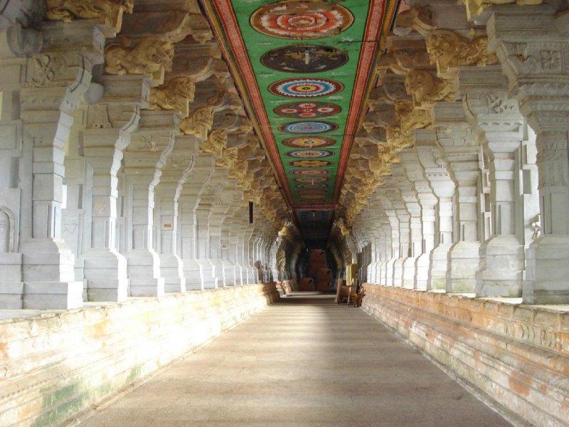 Rameswaram-Temple